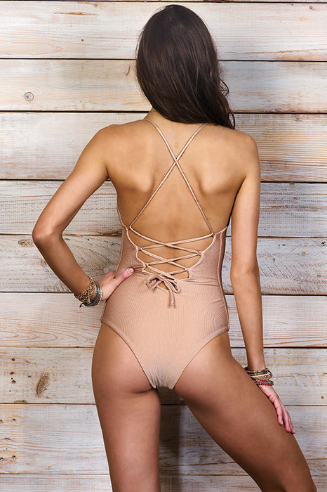 Kamila Nude One Piece