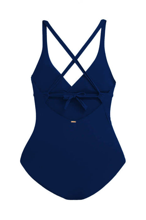 Collins Navy One Piece