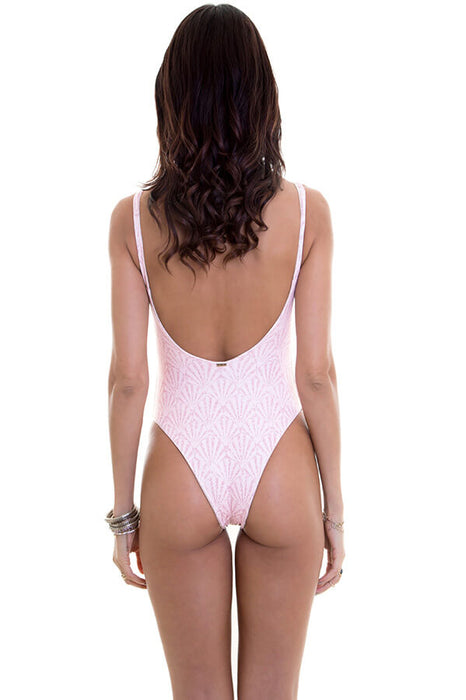 Kim Shell Rose One Piece