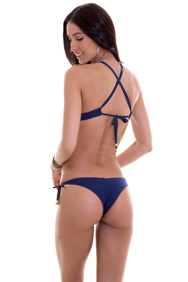 Ulie Navy Bottom