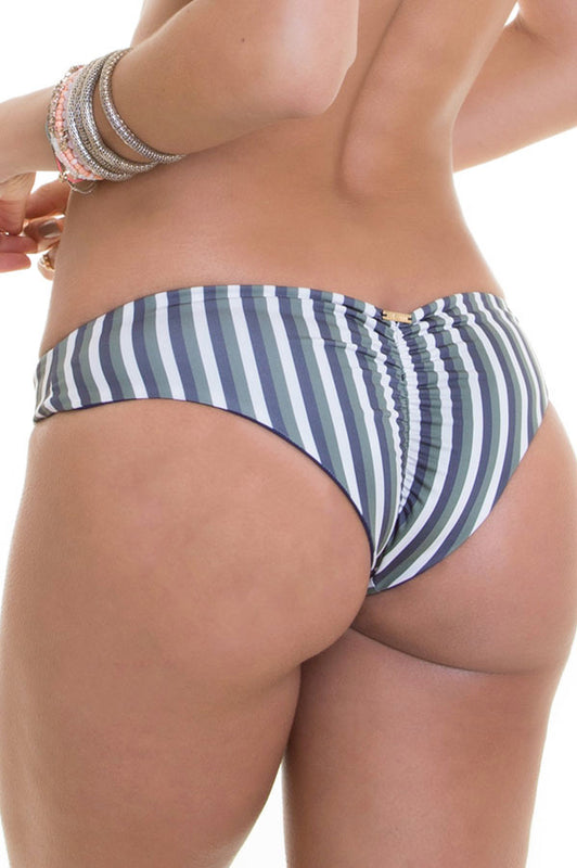 Daisy Autumn Stripes Bottom