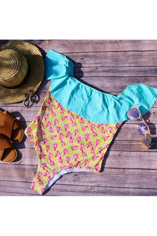 Alegra Watermelon One Piece