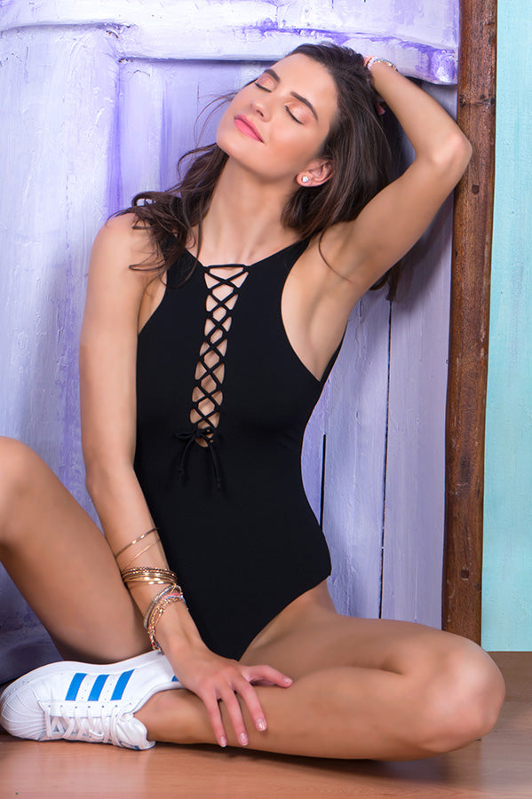 Ace Black One Piece