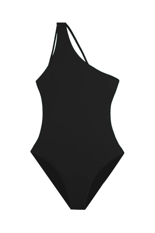 Steff Black One Piece