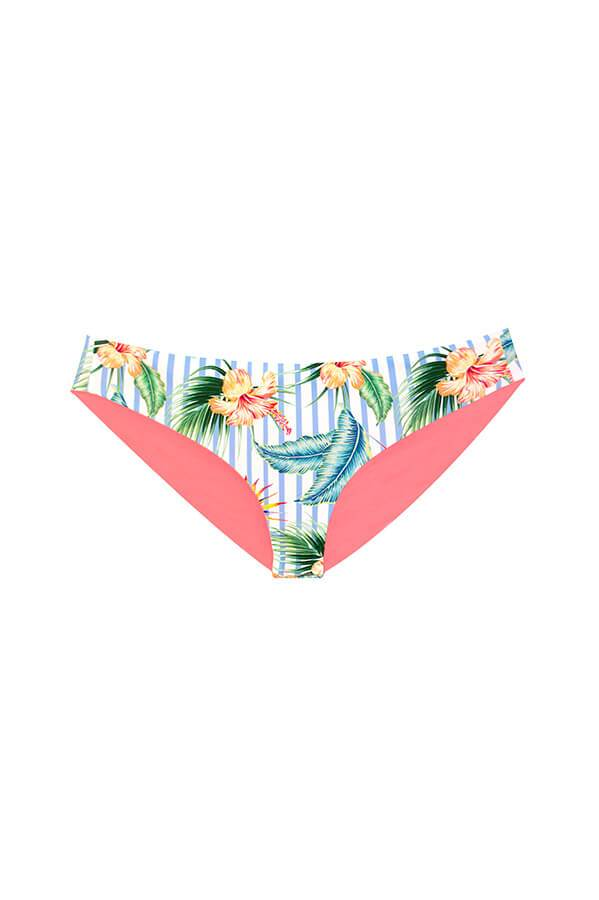 Chloe Heliconia Stripes Bottom