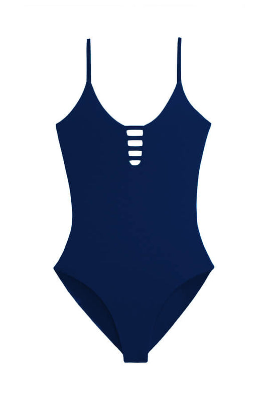 Stasia Navy One Piece
