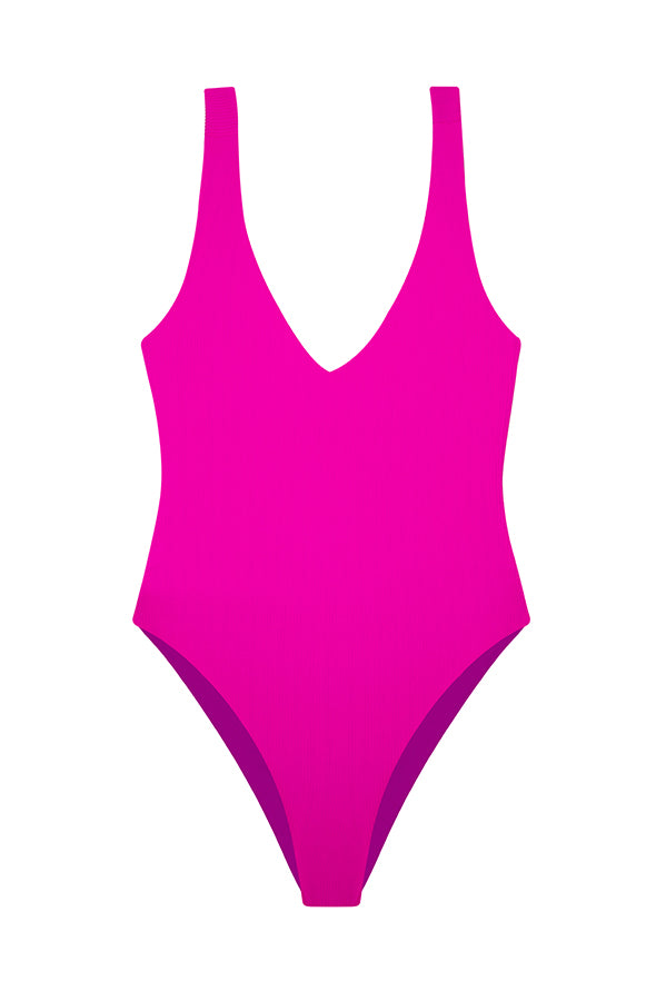 Maylana women high cut one piece
