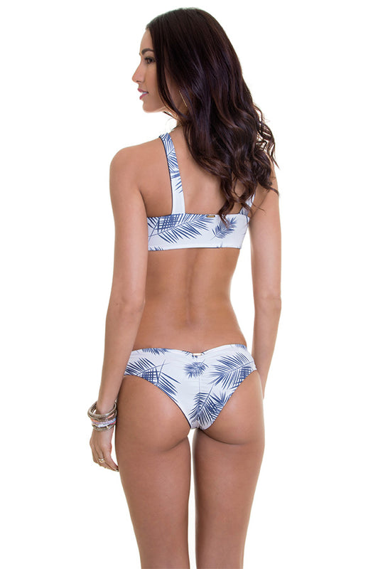 Daisy Indigo Tropicalia Bottom