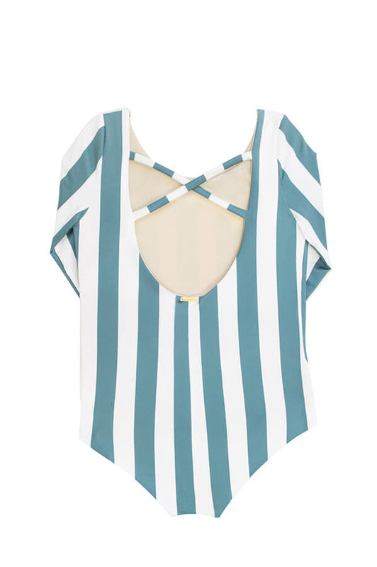 Mimi Ocean's Stripes One Piece