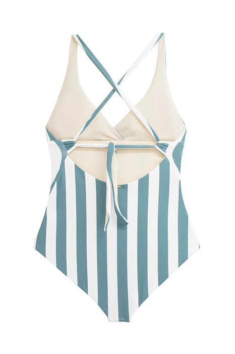 Collins Ocean's Stripes One Piece