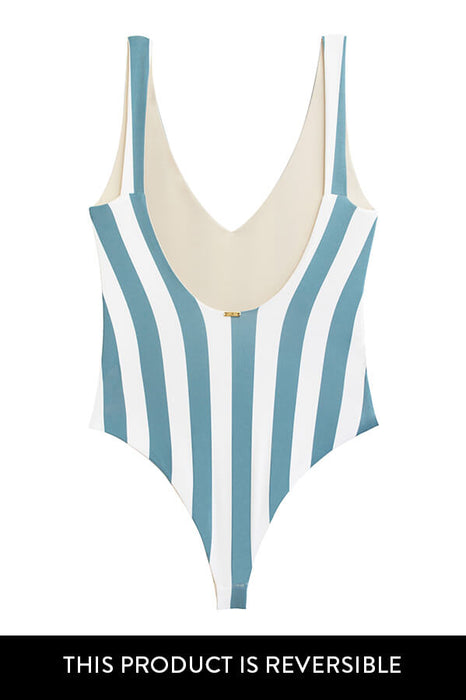 Kim Ocean's Stripes One Piece