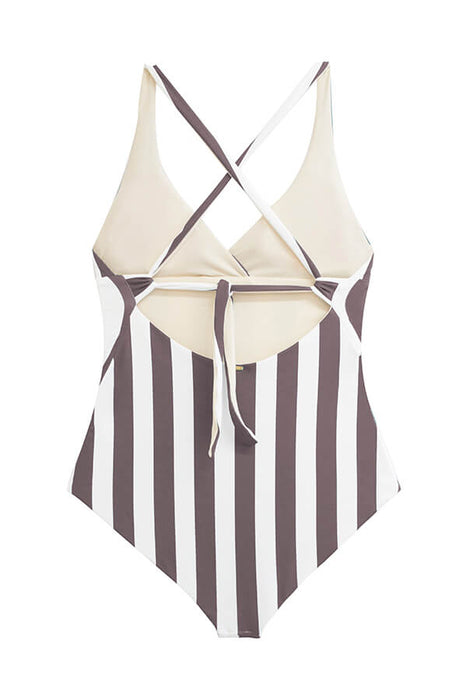 Collins Sandy Stripes One Piece