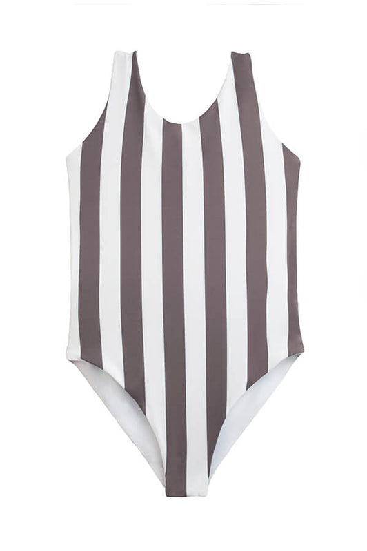 KIDS Janie Sandy Stripes One Piece