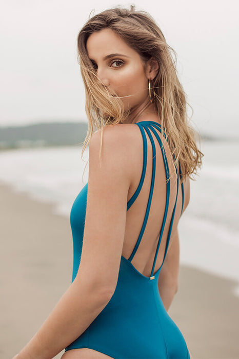maylana women one piece features brazilian coverage at rear