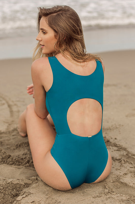 Paige Emerald One Piece