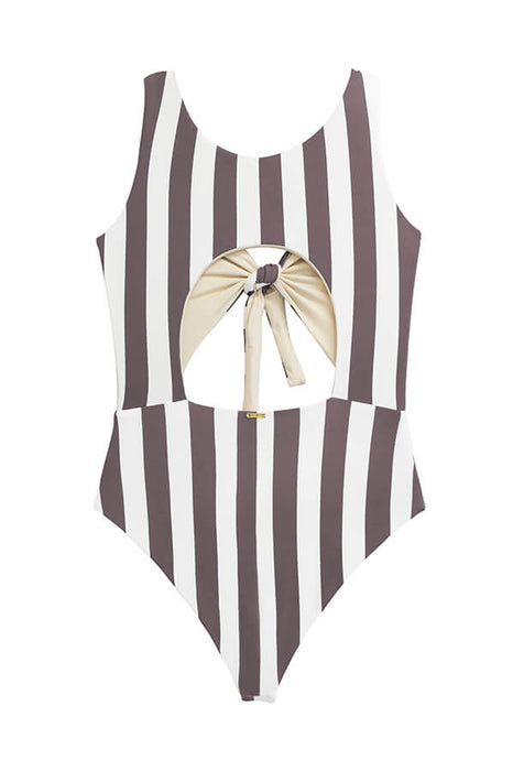 Paige Sandy Stripes One Piece
