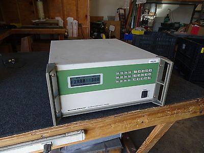 Beckman Industrial, PPS1000 System DC Programmable Power Supply 120V