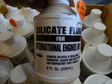 1 Case 20 8oz Bottles International Silicate Fluid