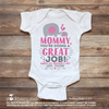 Elephant First Mother's Day Gift - Stockberry Studio