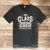 Class of 2020 Graduation Shirt - Stockberry Studio