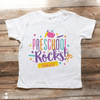 Preschool Rocks Shirt - Stockberry Studio