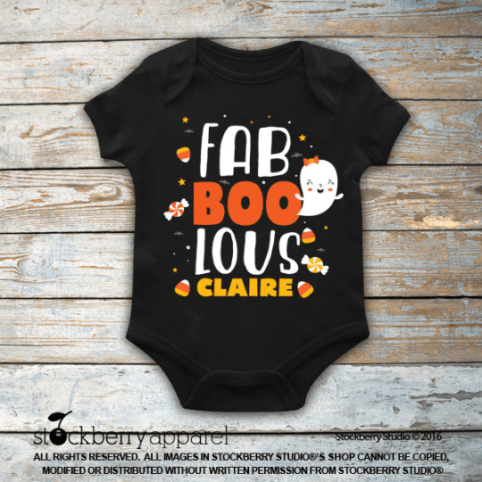 Faboolous Halloween Shirt