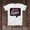 Big Sister Again Pregnancy Announcement Shirt - Stockberry Studio