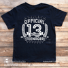 Official Teenager 13 Shirt - Stockberry Studio