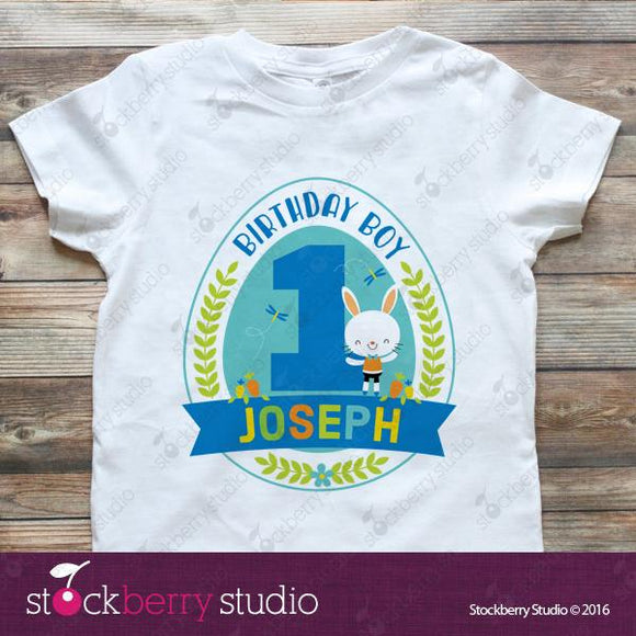 Easter Birthday Shirt - Stockberry Studio