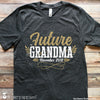 [Future Grandma T-Shirt Pregnancy Announcement] - Stockberry Studio