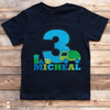 Garbage Truck Birthday Party T-shirt - Stockberry Studio