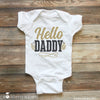 Hello Daddy Announcement - Pregnancy Announcement to Husband - Stockberry Studio