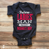 Future Ladies Man Shirt - Boys Valentine's Day Shirt