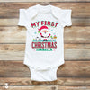 My First Christmas Baby Bodysuit or T-Shirt - Stockberry Studio