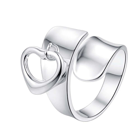 Love Hart Adjustable Ring