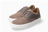 Calisto - Casual Warm Grey Sneakers