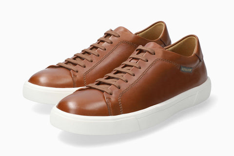 Cristiano - Classic Leather Sneaker Hazelnut