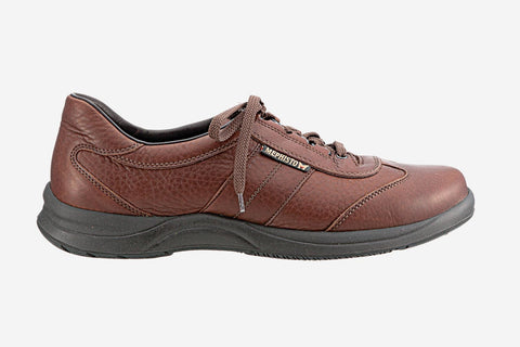 Mephisto Men's Hike Desert Wild 6842 lace-up walking shoe side view