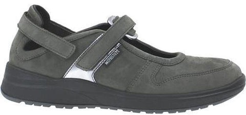 Mephisto Women's Regine Mary Jane Walking Shoes Side View