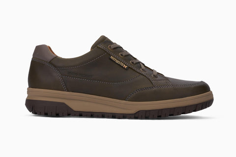 Mephisto men's Paco waterproof walking shoe side view