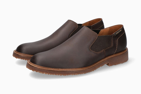 Patrizio - Dark Brown Grizzly 151