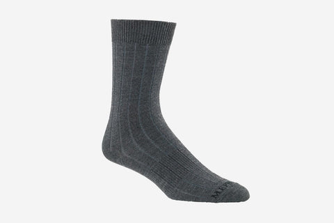 Mephisto Women's Phoenix Sock Charcoal profile view