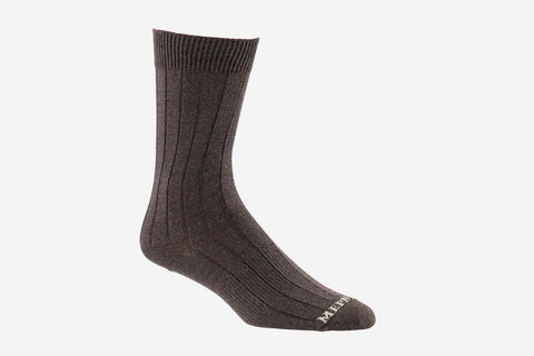 Mephisto Women's Phoenix Sock Brown profile view