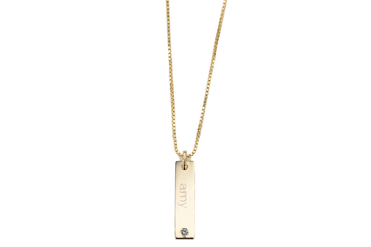 Joie Birthstone Necklace