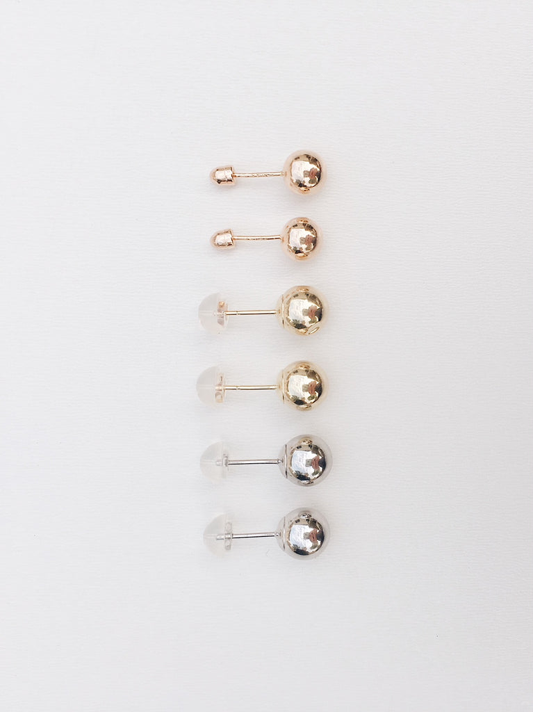 Dotty Stud Earrings