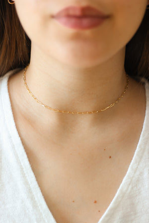 Ember (thin) Necklace