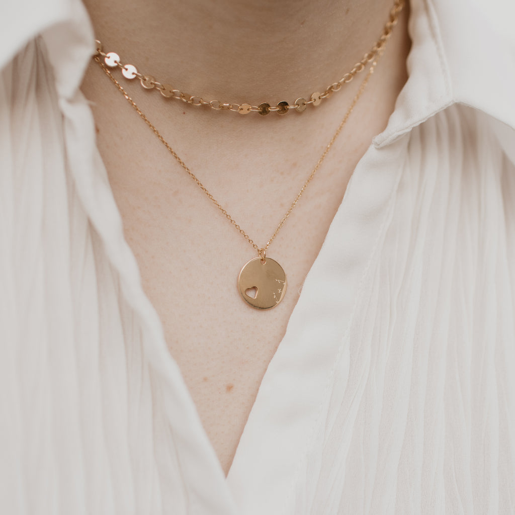 Piece of Me Necklace