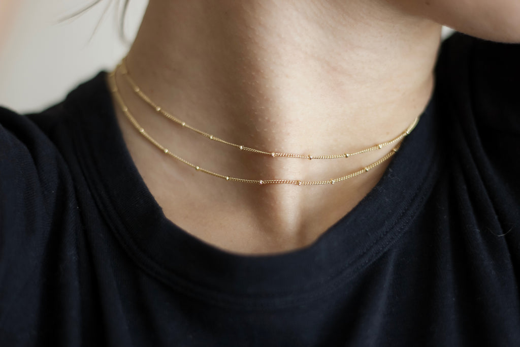 Embrace Choker Necklace