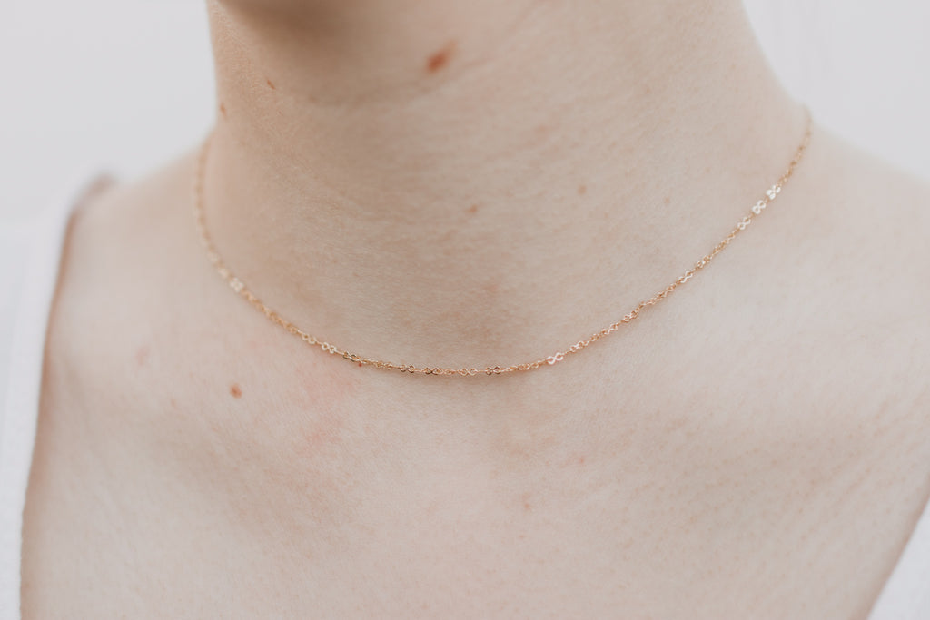 Infinite Choker Necklace