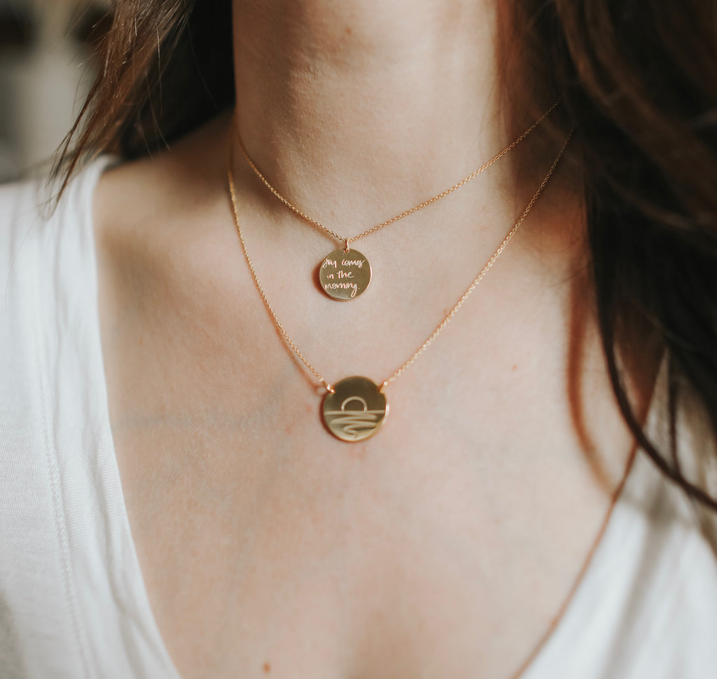 Rise Necklace